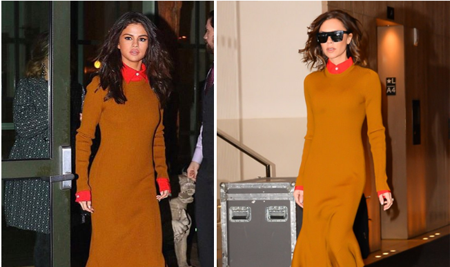 Celebrities in Fashion